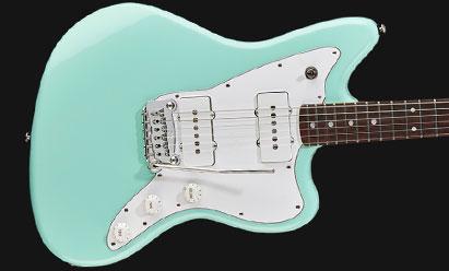 Type Jazzmaster / Mustang / Jaguar