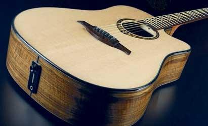 Guitare acoustique & électro