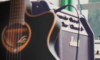 Ampli guitare acoustique