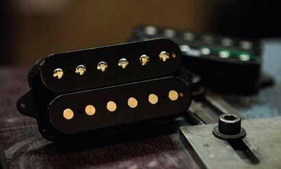Micro & préampli guitare
