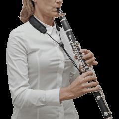 Bg Cordon nylon élastique pour clarinette - Vue 2