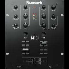 Numark M101 - Vue 2