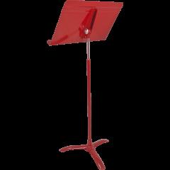 Manhasset Pupitre d'orchestre rouge verni - Vue 2