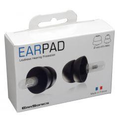 Earsonics Earpad - Vue 2