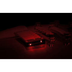 Shadow Accordeur contour micro pour guitare table plate - noir - Vue 2