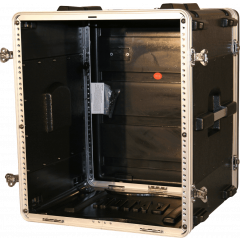 Gator GR-12L rack standard polyéthylène 12U - Vue 2