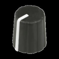Nord Cache potentiomètre noir avec trait gris (NS 88 et  76) - Vue 2