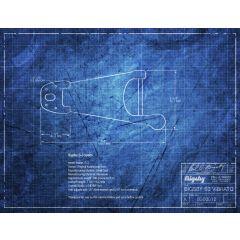 Bigsby Vibrato B3 pour thinline et semi-hollow gaucher - Vue 2