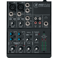Mackie 402-VLZ4 Mixeur ultra-compact 4 canaux - Vue 2