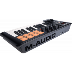 M-audio Oxygen 25 MK IV - Vue 2
