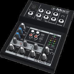 Mackie MIX5 Mixeur compact 5 canaux, 8 entrées - Vue 2