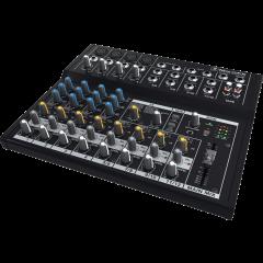 Mackie MIX12FX Mixeur 12 canaux, 18 entrées + effets - Vue 2