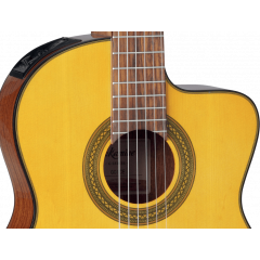 Takamine GC1CE-NAT natural - Vue 2
