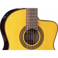 Takamine GC5CE-NAT natural - Vue 2