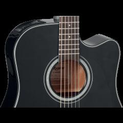 Takamine GD30CE-BLK black - Vue 2