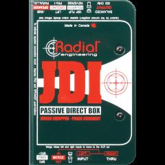 Radial DI passive JDI - Vue 2