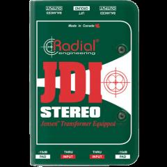 Radial DI passive stéréo JDI STEREO - Vue 2
