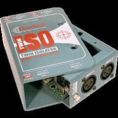Radial Isolateur de ligne +4 dB stéréo Twin Iso - Vue 2