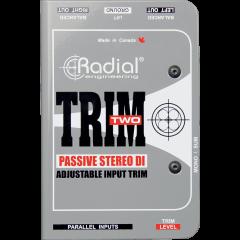 Radial DI pour ordinateur ou mobile TRIM-TWO - Vue 2