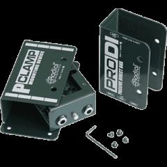 Radial Adaptateur pour montage fixe de DI série Pro - Vue 2
