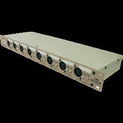 Radial Splitter de ligne 8 canaux LX8R - Vue 2