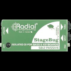 Radial DI passive SB-2 Passive - Vue 2