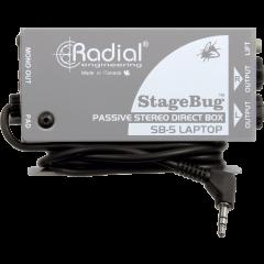Radial DI pour ordinateur SB-5 Laptop - Vue 2