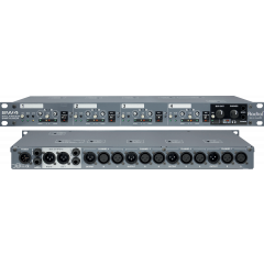 Radial Switcher audio 4 canaux SW4 - Vue 2