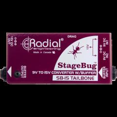 Radial Buffer de signal SB-15 Tailbone - Vue 2