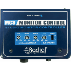 Radial Station de monitoring MC3 - Vue 2
