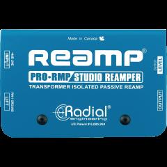 Radial Boîte de reamp passif Pro-RMP - Vue 2