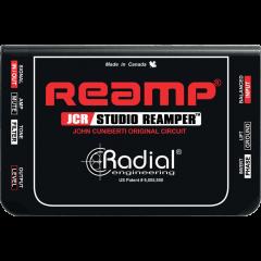 Radial Boîte de reamp passif Reamp-JCR - Vue 2