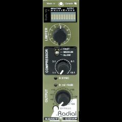 Radial Compresseur/limiteur format 500 - Vue 2