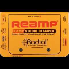 Radial Réamper actif X-Amp - Vue 2