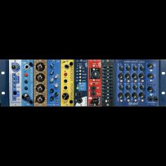 Radial Boîtier rackable format 500 avec mixeur et patch - Vue 2