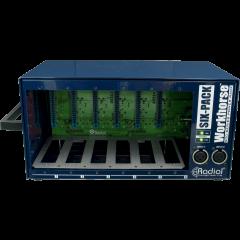 Radial Boîtier format 500 6 emplacements Sixpack - Vue 2