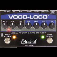 Tonebone Voco-Loco pédale d'insertion d'effets pour voix - Vue 2