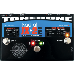 Tonebone SWITCHBONE ABY/C à interrupteur optique - Vue 2
