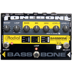 Tonebone Bassbone - Vue 2