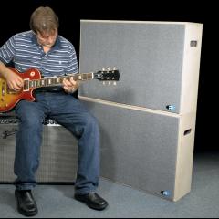 Primacoustic Caisson d'isolation acoustique gris - Vue 2