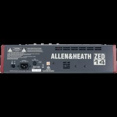 ALLEN & HEATH ZED-14 - Vue 2