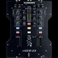 ALLEN & HEATH Xone 23 - Vue 2