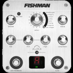 Fishman Pré-ampli/DI Aura Spectrum - Vue 2