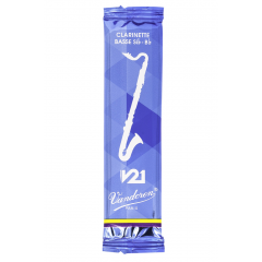 Vandoren Anches clarinette basse V21 force 4,5 - Vue 2