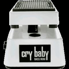Dunlop CBM105Q Crybaby Bass Mini Wah - Vue 2
