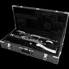 Jupiter Clarinette basse ABS clés nickelées - Vue 2