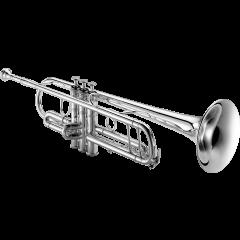 Xo Trompette Sib professionnelle plaquée argent Xo1602SSS4 - Vue 2