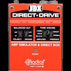 Tonebone DI simulateur d'ampli 3 modes - Vue 2
