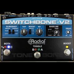 Tonebone SWITCHBONE V2 ABY/C à interrupteur optique - Vue 2