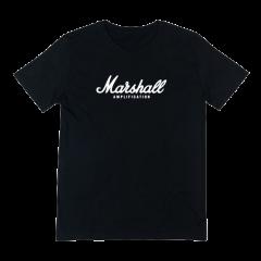 T-shirt Marshall Amplification noir femme - Vue 2